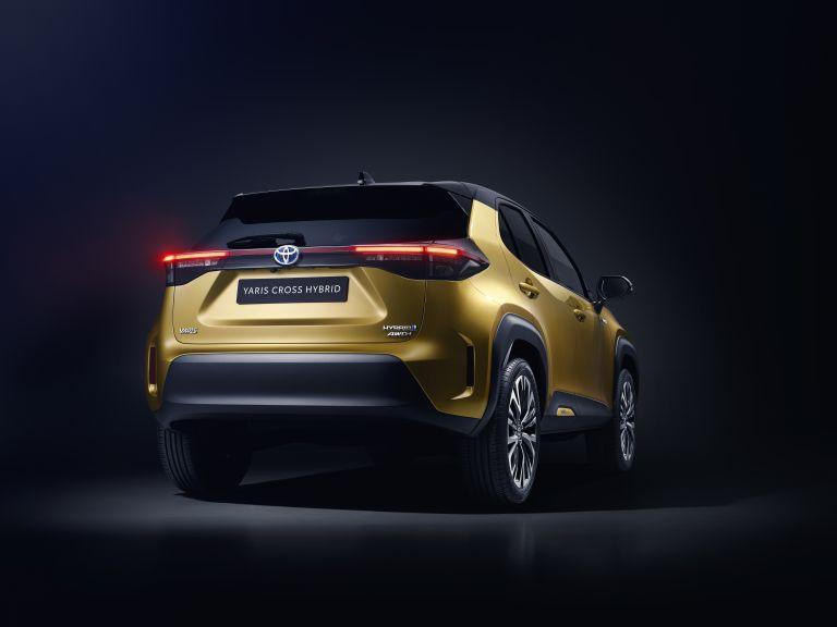 2021 Toyota Yaris Cross 585683