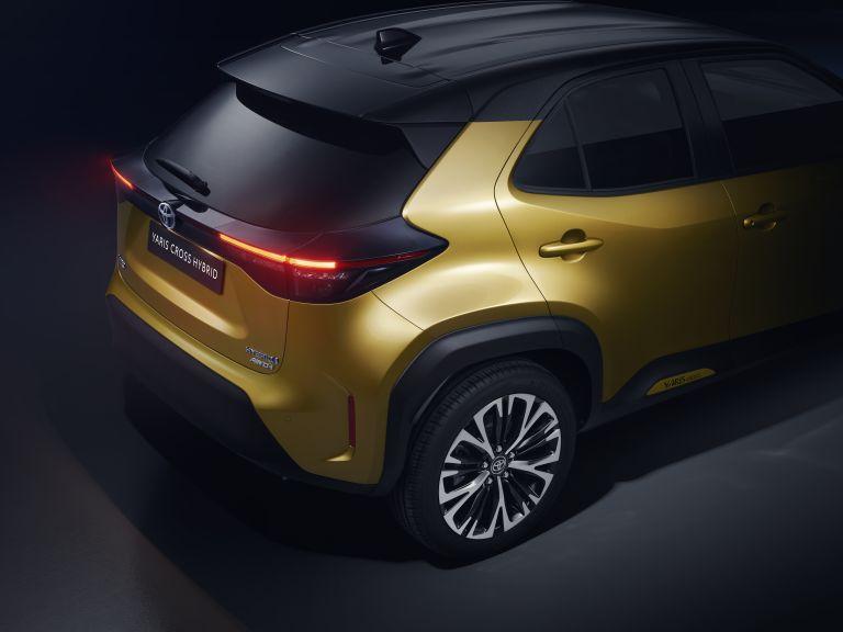 2021 Toyota Yaris Cross 585684