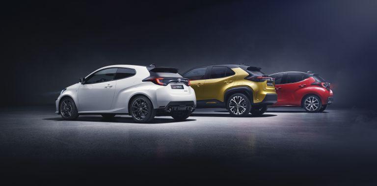 2021 Toyota Yaris Cross 585692