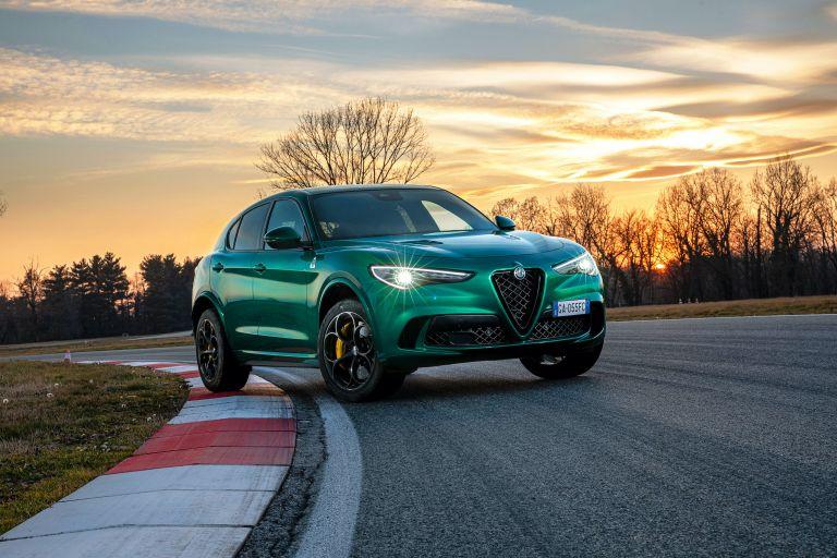 2020 Alfa Romeo Stelvio Quadrifoglio 585909