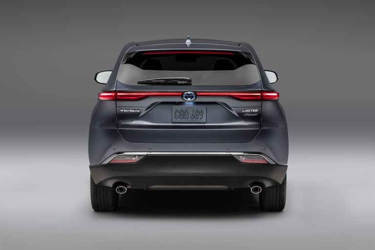 2021 Toyota Venza Limited 586244