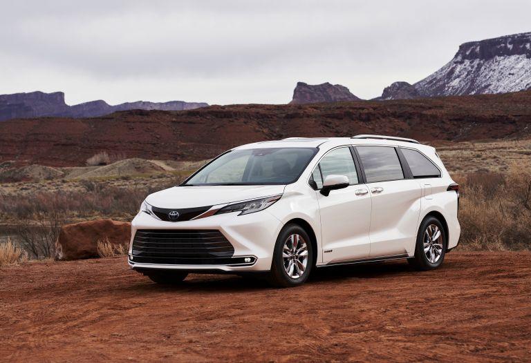 2021 Toyota Sienna Limited 586267