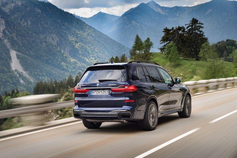 2020 BMW X7 ( G07 ) M50i 586433