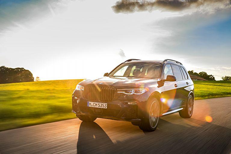 2020 BMW X7 ( G07 ) M50i 586434