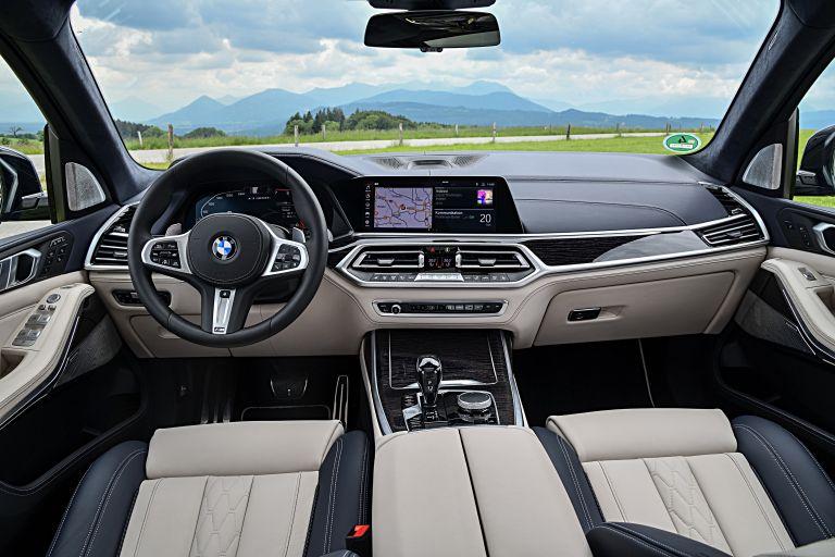 2020 BMW X7 ( G07 ) M50i 586441