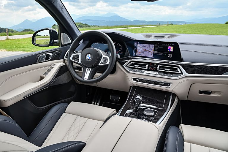 2020 BMW X7 ( G07 ) M50i 586443