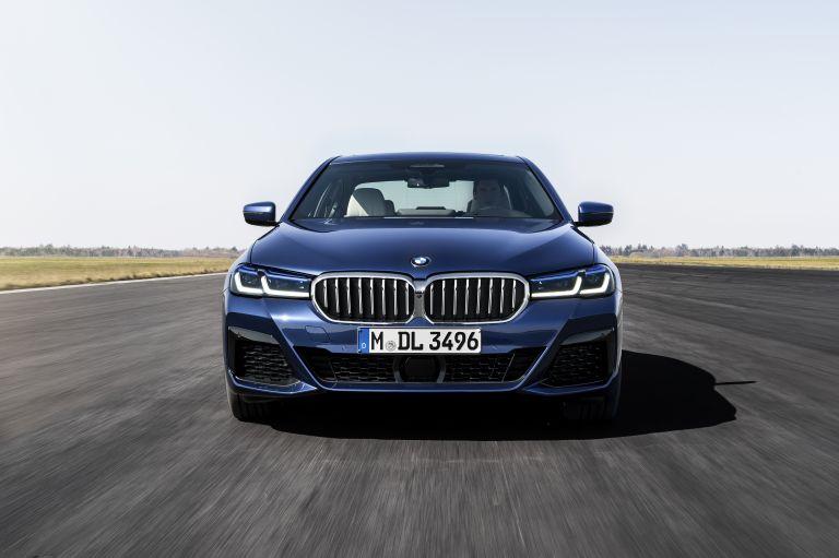 2021 BMW 530e ( G30 ) xDrive 586605