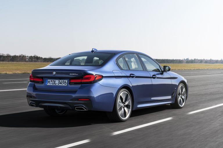 2021 BMW 530e ( G30 ) xDrive 586607