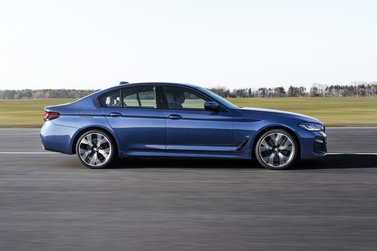 2021 BMW 530e ( G30 ) xDrive 586609