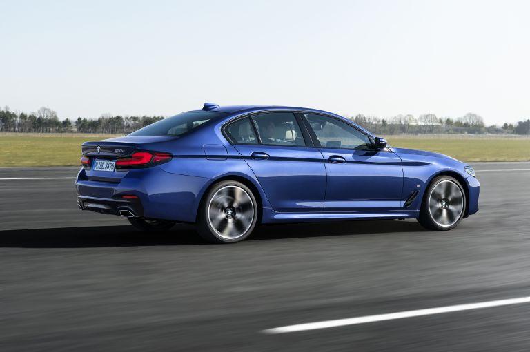 2021 BMW 530e ( G30 ) xDrive 586610