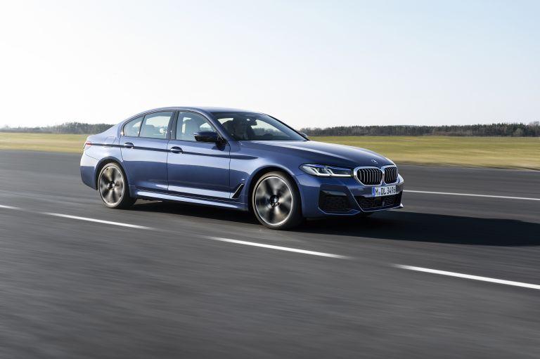 2021 BMW 530e ( G30 ) xDrive 586611