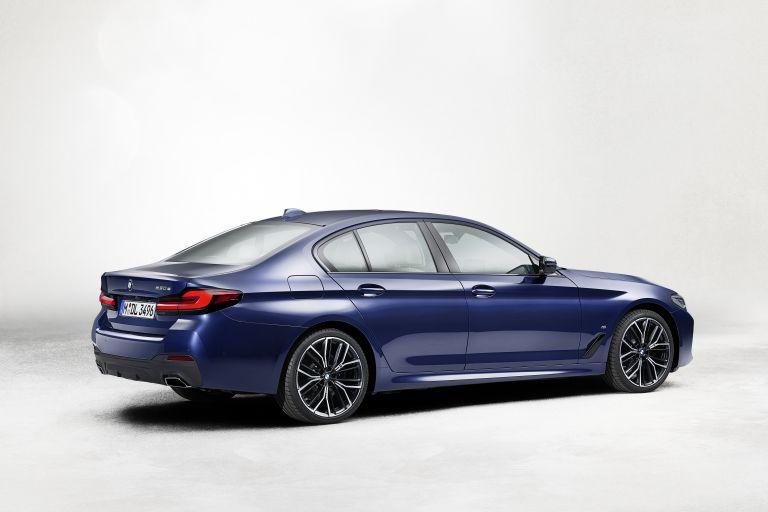 2021 BMW 530e ( G30 ) xDrive 586621