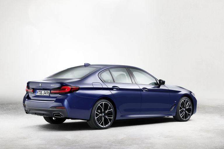 2021 BMW 530e ( G30 ) xDrive 586622