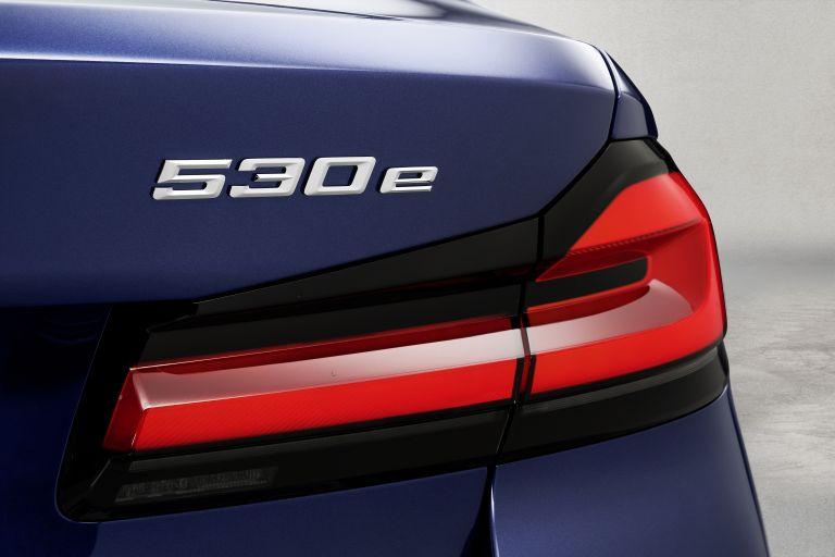 2021 BMW 530e ( G30 ) xDrive 586629