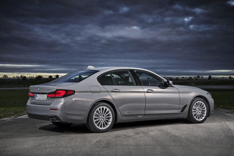2021 BMW 530e ( G30 ) xDrive 605800