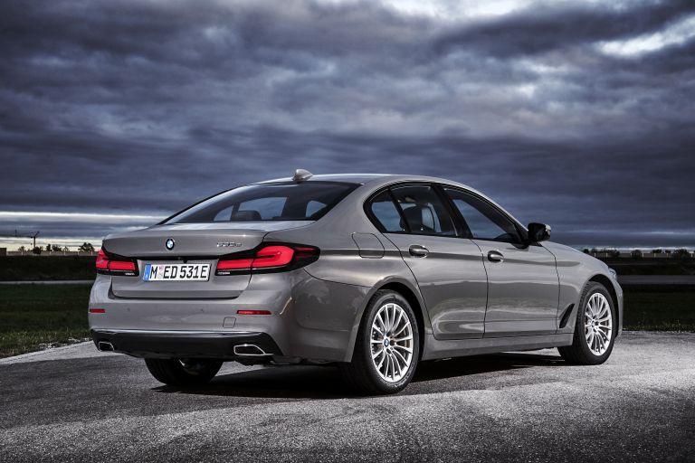 2021 BMW 530e ( G30 ) xDrive 605803