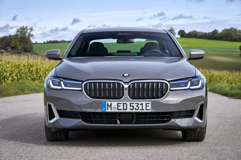 2021 BMW 530e ( G30 ) xDrive 605810