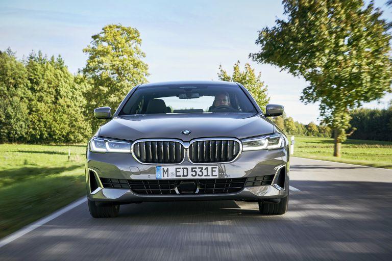 2021 BMW 530e ( G30 ) xDrive 605816