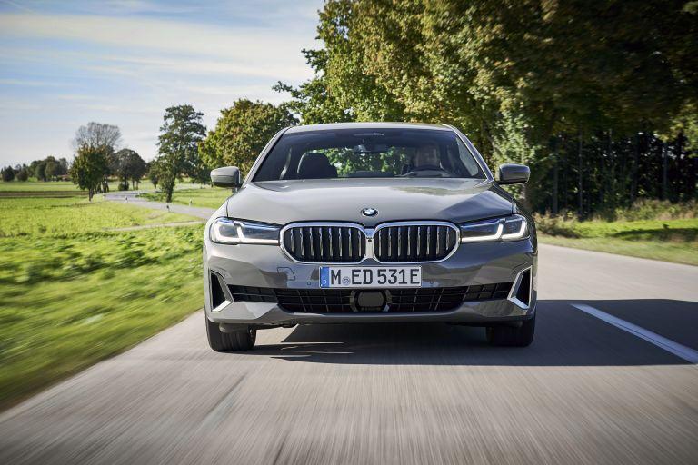 2021 BMW 530e ( G30 ) xDrive 605818