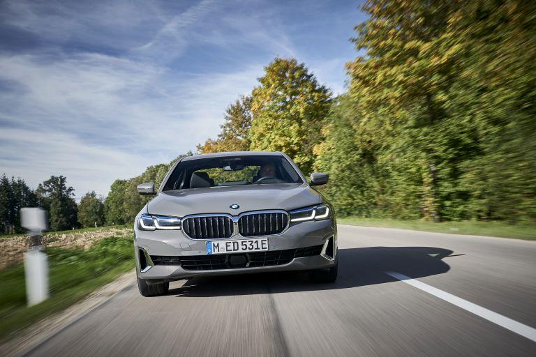 2021 BMW 530e ( G30 ) xDrive 605819