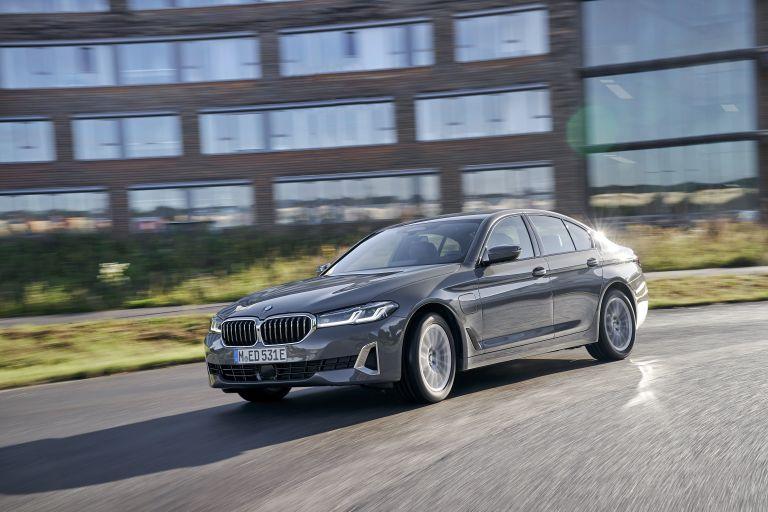 2021 BMW 530e ( G30 ) xDrive 605823
