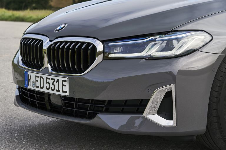 2021 BMW 530e ( G30 ) xDrive 605837
