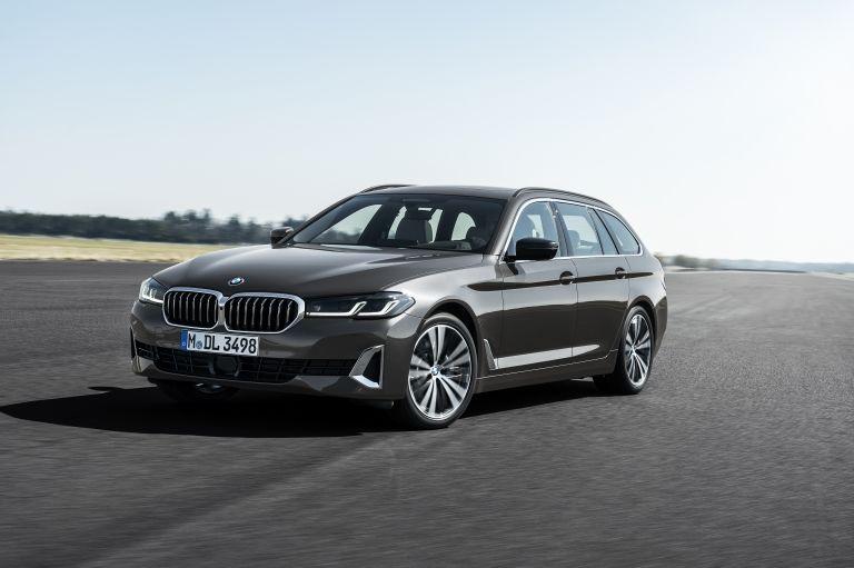 2021 BMW 530i ( G31 ) Touring 587185