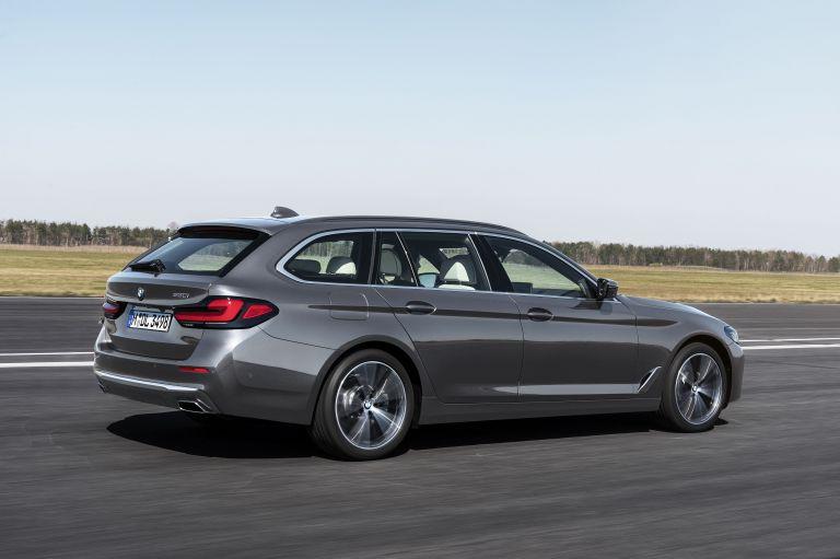 2021 BMW 530i ( G31 ) Touring 587188