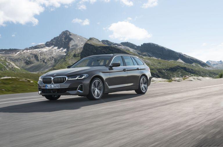 2021 BMW 530i ( G31 ) Touring 587193
