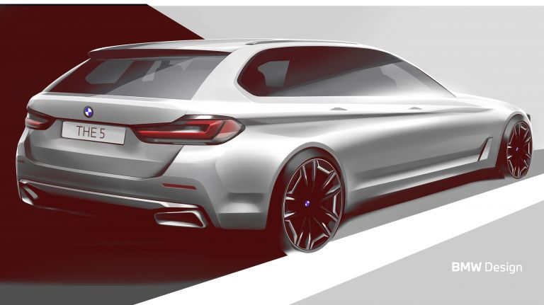 2021 BMW 530i ( G31 ) Touring 587213