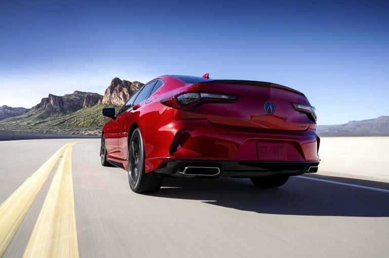 2021 Acura TLX Advance 602860
