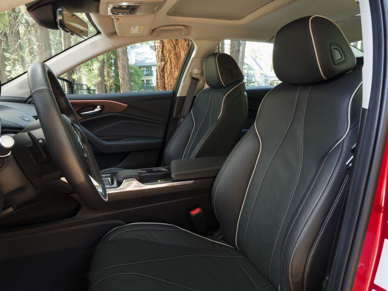 2021 Acura TLX Advance 602884