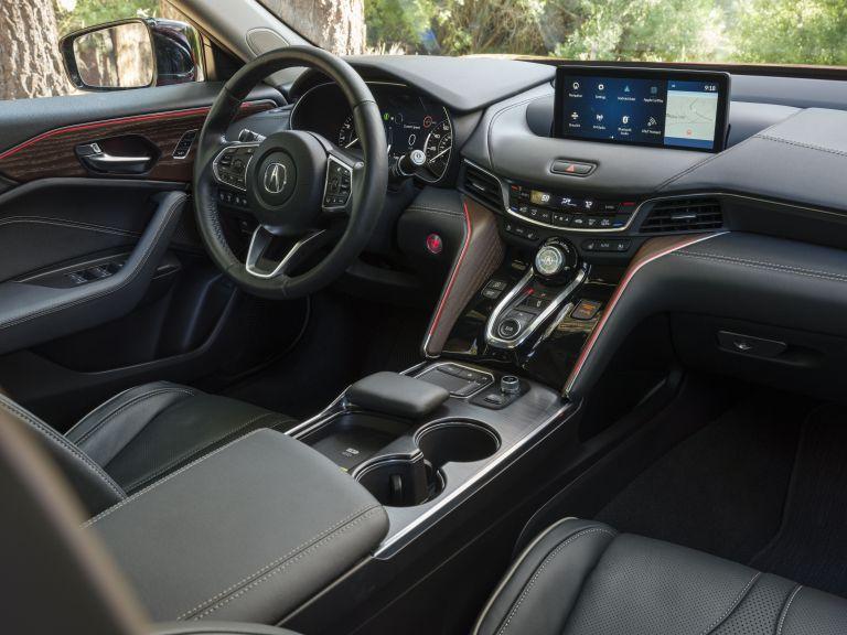 2021 Acura TLX Advance 602893