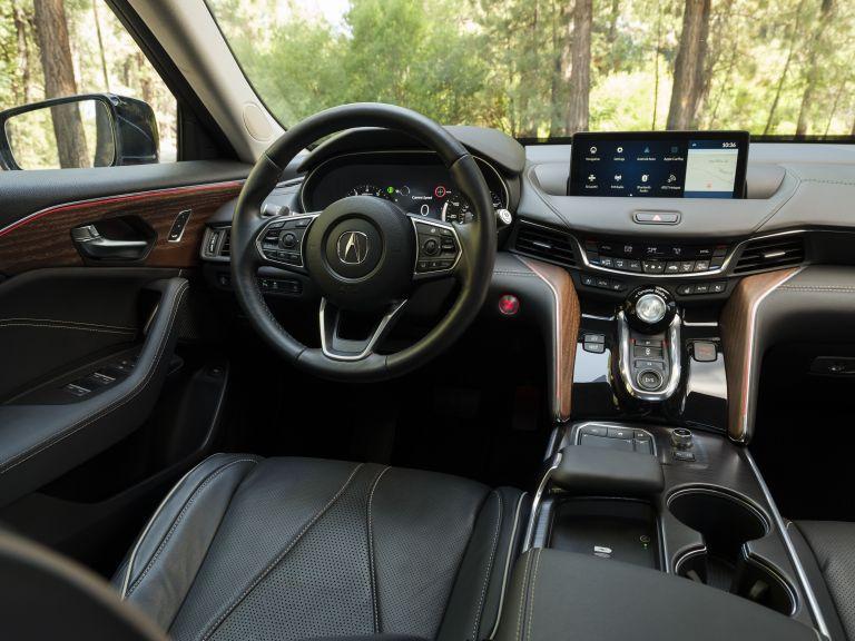2021 Acura TLX Advance 602896