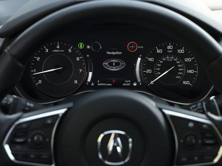 2021 Acura TLX Advance 602903
