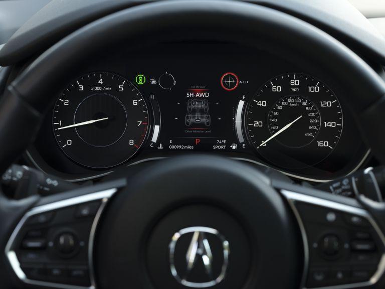 2021 Acura TLX Advance 602905