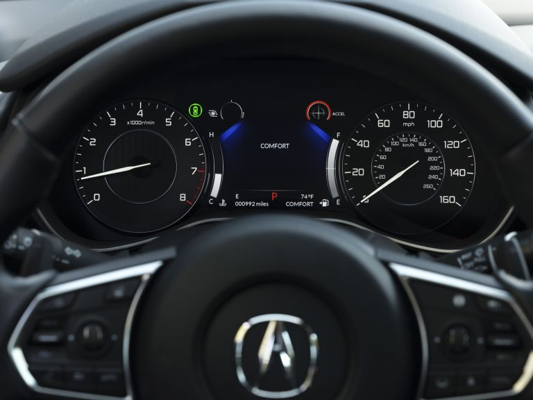 2021 Acura TLX Advance 602908
