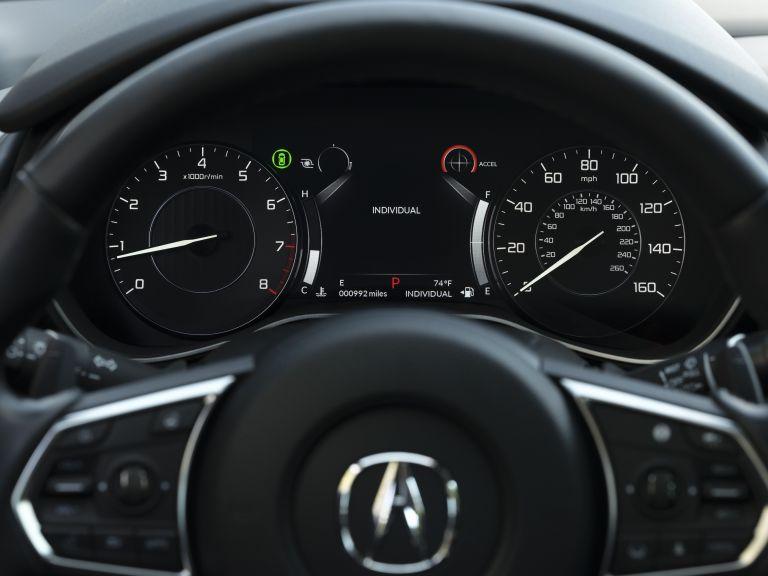 2021 Acura TLX Advance 602909