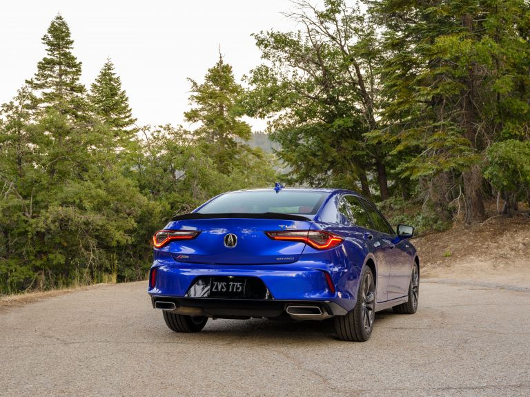 2021 Acura TLX A-Spec 602948