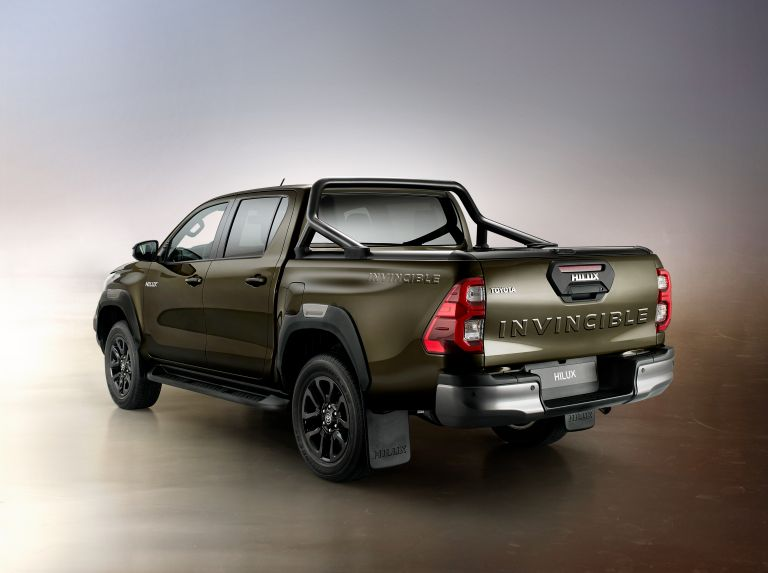 2020 Toyota Hilux 587791