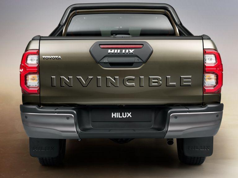 2020 Toyota Hilux 587800