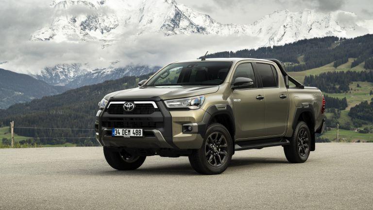 2020 Toyota Hilux 606977