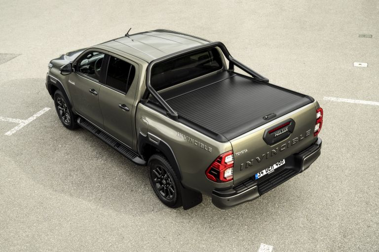 2020 Toyota Hilux 606984