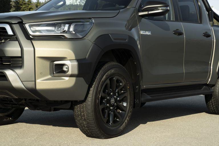 2020 Toyota Hilux 607000