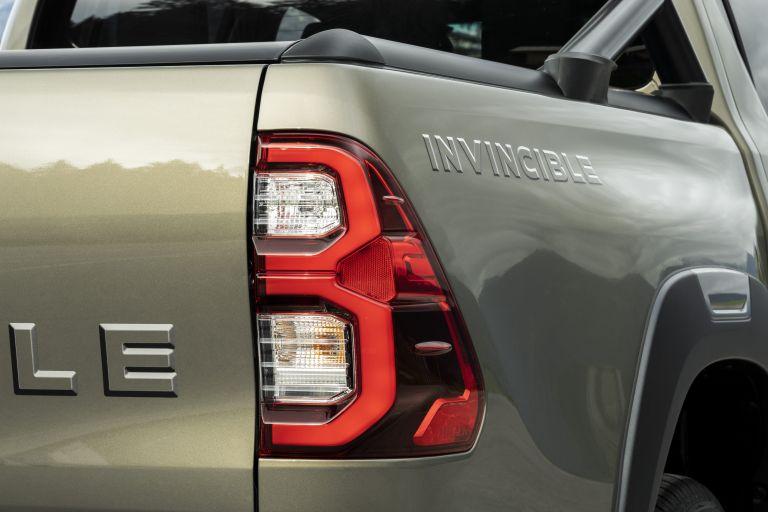 2020 Toyota Hilux 607003