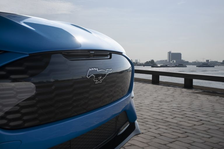 2021 Ford Mustang Mach-E GT 602428