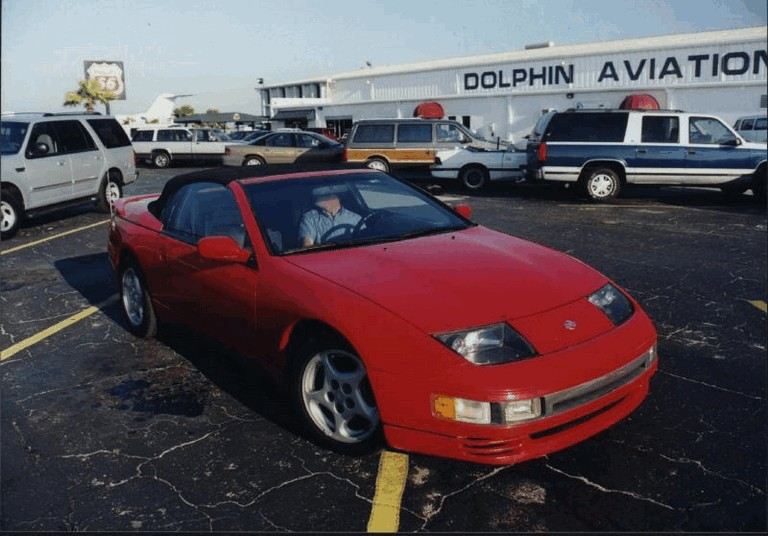 1991 Nissan 300zx convertible by Stramann 196290