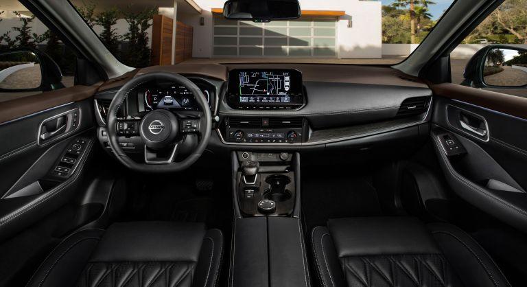 2021 Nissan Rogue 588133