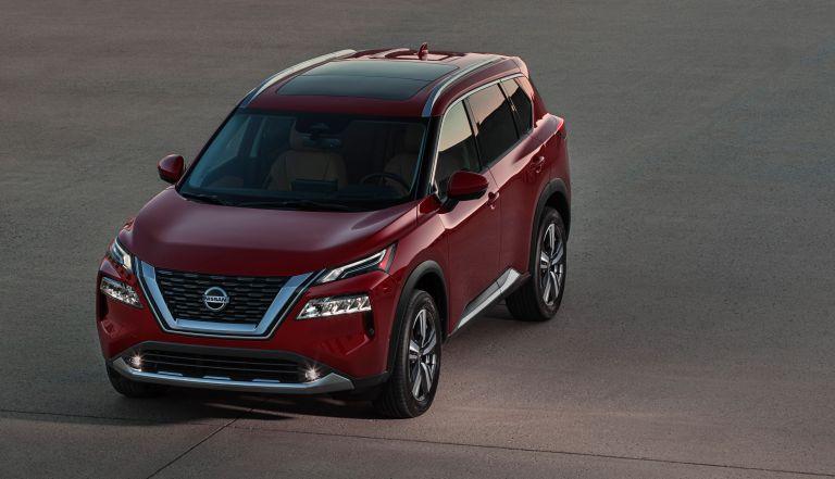 2021 Nissan Rogue 588141