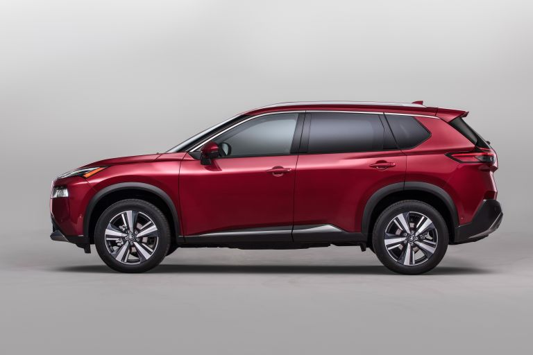 2021 Nissan Rogue 588153